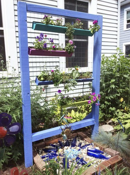 A garden for recovery, discovery