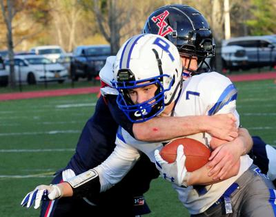 Ground attack helps AuSable Valley hold off Peru