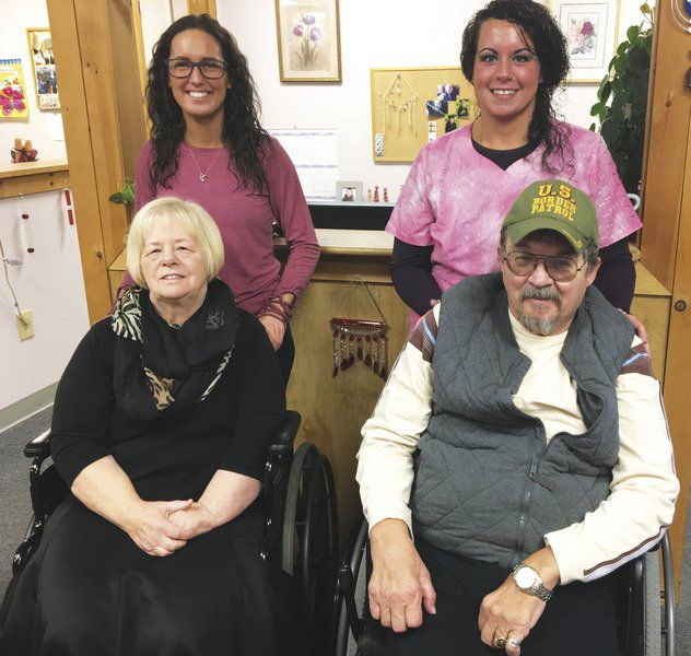 Home-health aide honors | News | pressrepublican.com