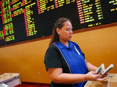 Sports betting touted as potential source of new state revenue