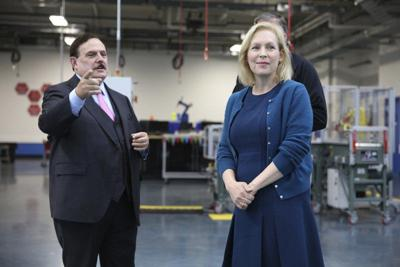 Sen. Gillibrand: Bill will level playing field for rural communities