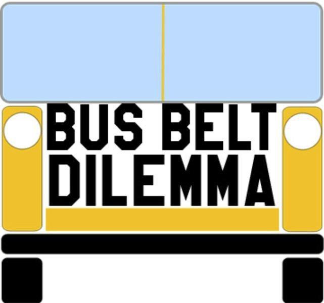 Seat belts on the bus: Debate goes round and round