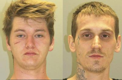 Police: Two men arrested for home invasion burglary