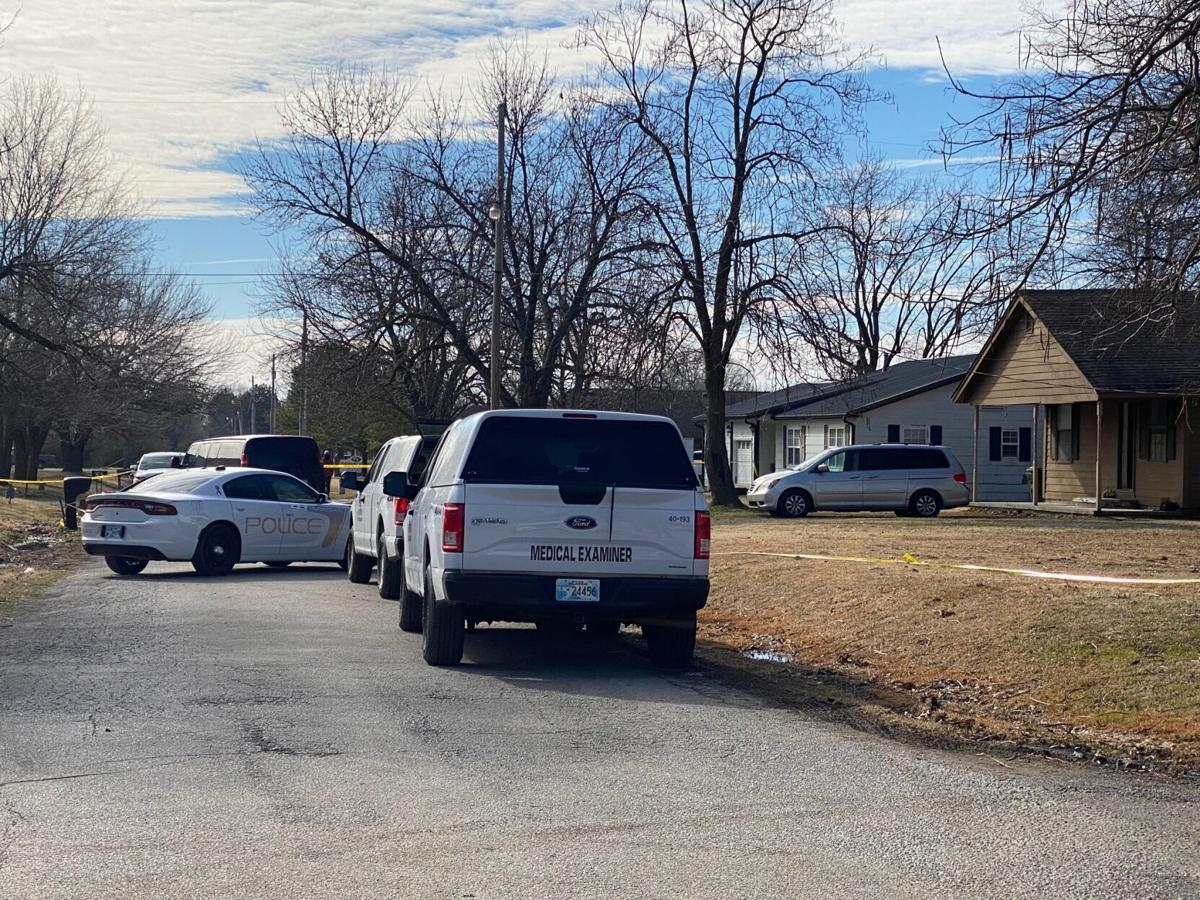 Shooting deaths in Muskogee
