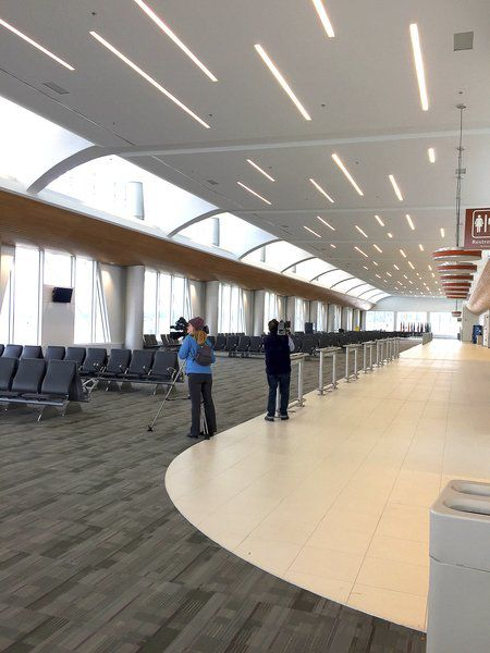 Newly Remodeled Airport A Hit Local News