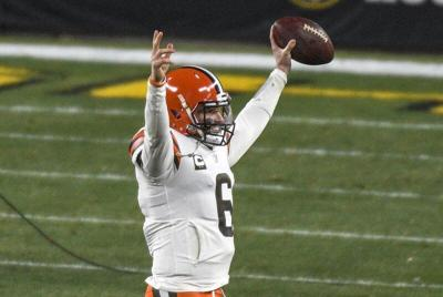 Similarities abound for Browns, Chiefs in first playoff game