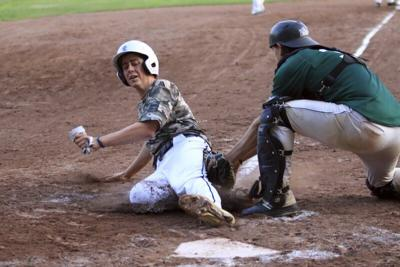 Mariners fall to CVBL's A's