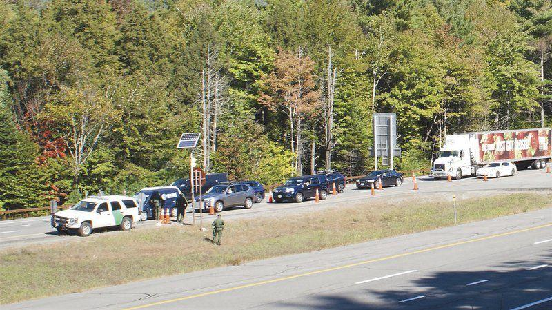 Checkpoints nab 16 people, 178 pounds of cannabis | Local