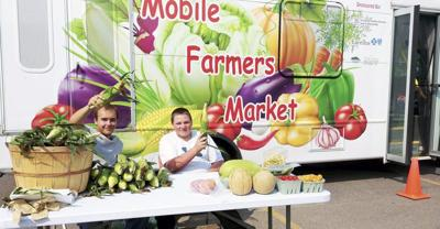 2nd mobile farmers market to hit the road