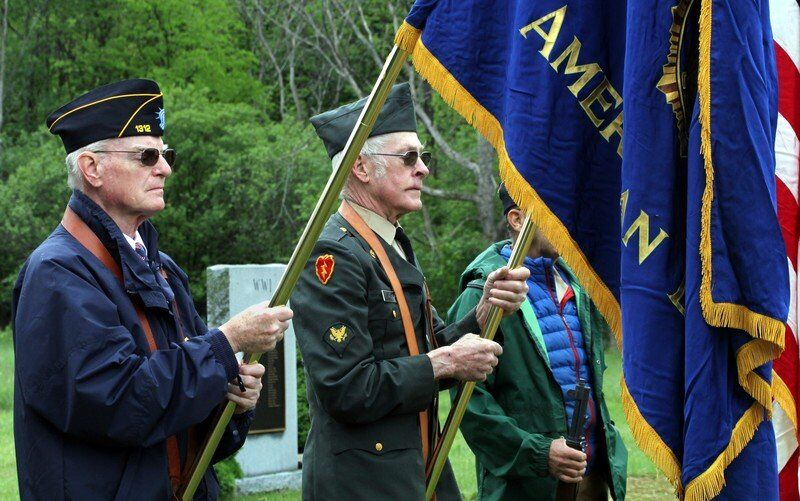 Memorial Day services held