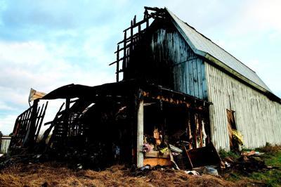 PPR Barn Fire 1019