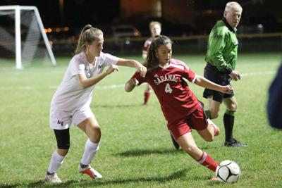 Myers, Liberty power Saranac past AuSable Valley, 2-1