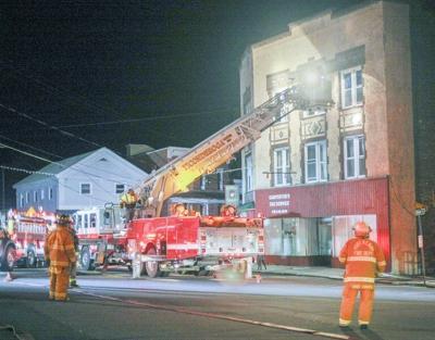 Woman dies in Port Henry fire