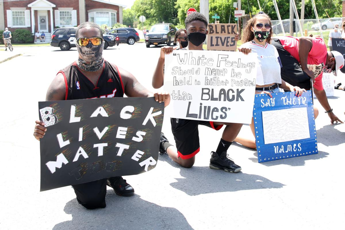 Plattsburgh Black Lives Matter protest draws large crowd