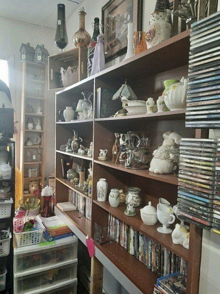 Second Time Around sells thrifted items, helps local families