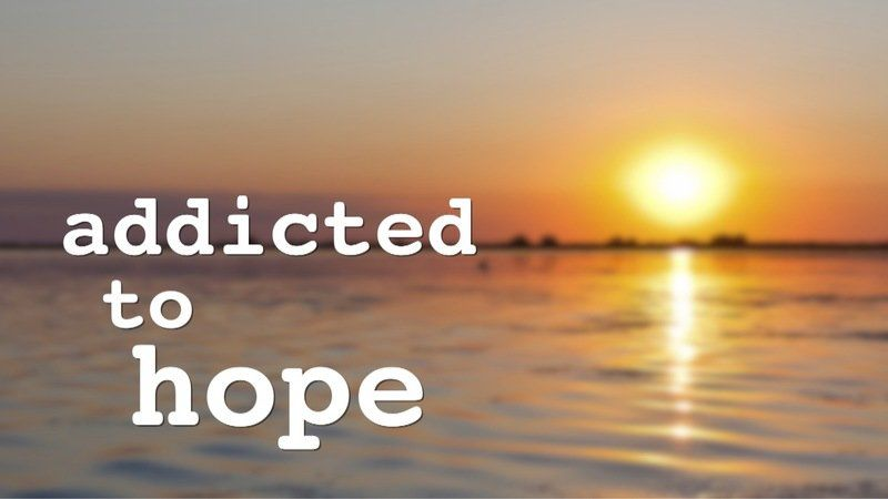 A stance of hope