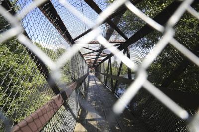 Bids for footbridge come in over budget