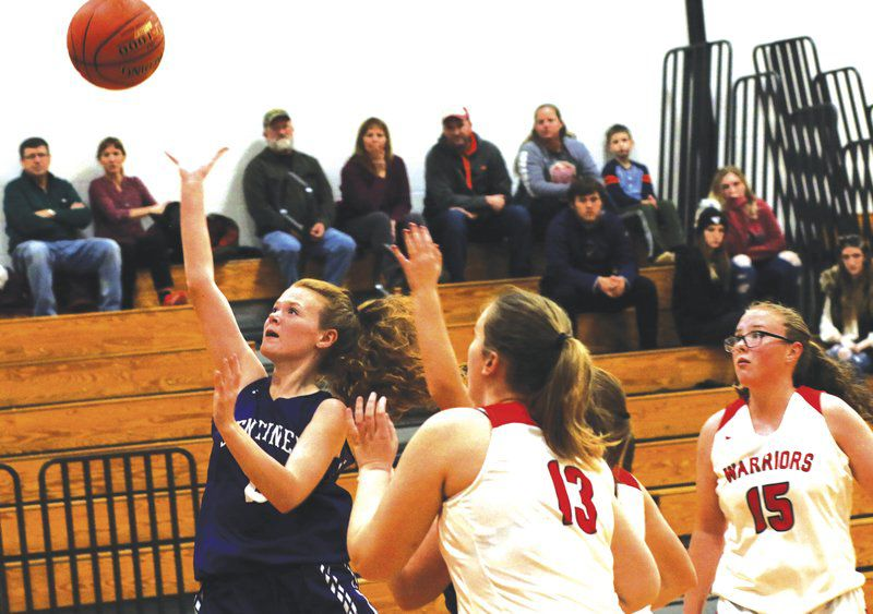 Moriah fends off pesky AuSable rally