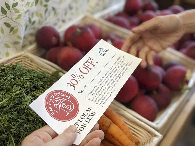 Eat local for less with AdkAction's Fair Food Pricing