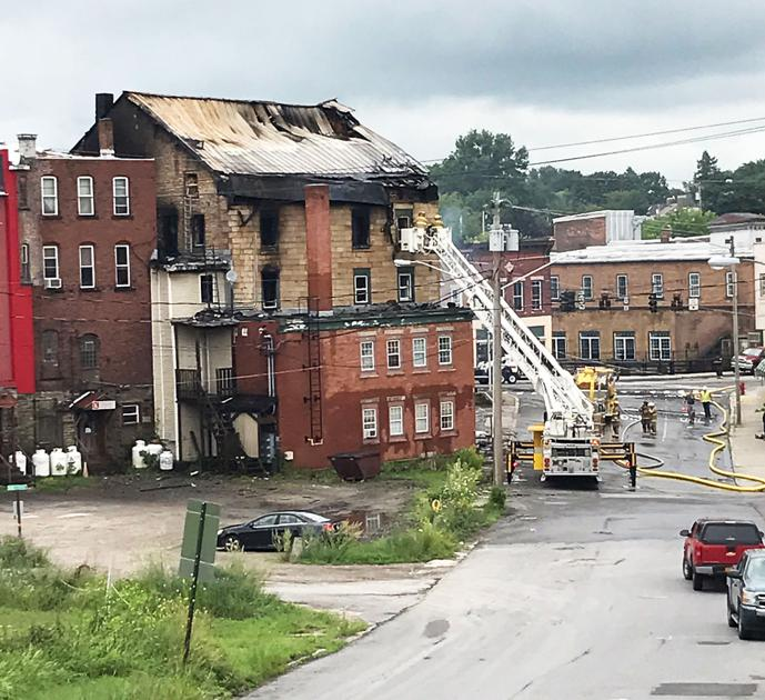 Apartment Classifieds Ny: Fire In Malone Apartment Building Claims Life, Injures