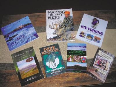 Try Books When Shooting For Perfect Gift Outdoors
