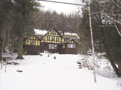 Saranac Lake cure cottage featured in 'The Haunted' | Local