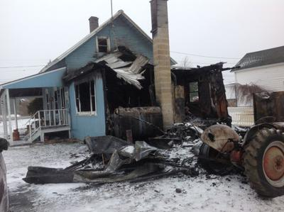 PPR Moira home gutted by fire