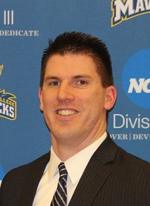 Mike Blaine named men's basketball coach at Plattsburgh State