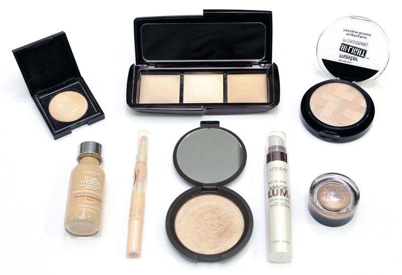 Glowing skin takes a few key products
