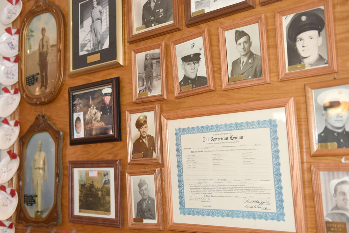 Honor across oceans: America Legion Post 1619 manager reflects on post's namesakes