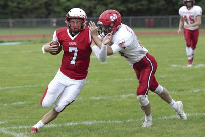 Smith sparks Saranac to 20-12 victory over Moriah