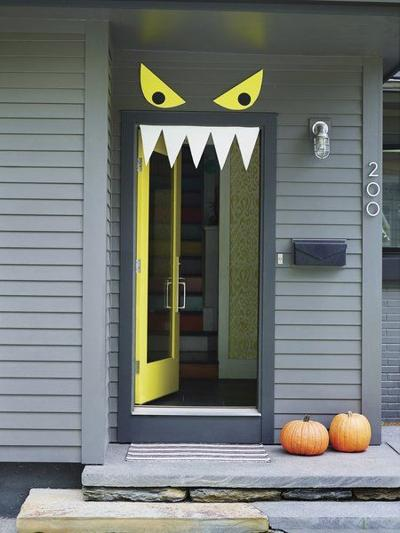 Welcome With Fun Diy Front Door Decorations