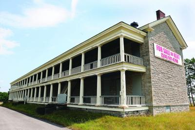 Old Stone Barracks