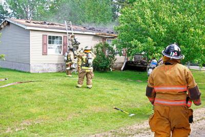 Structure fire reported in Plattsburgh