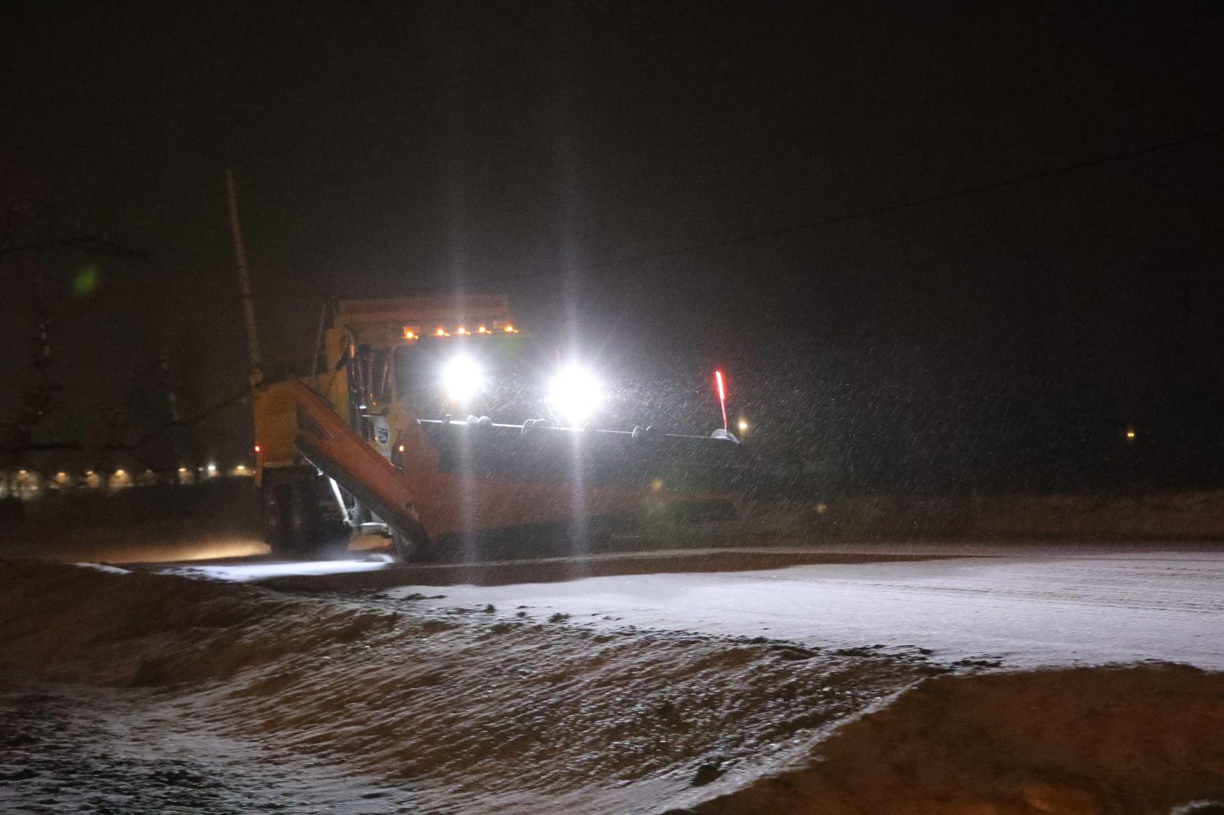 Naughty cops plowing