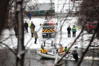 Cold water search to restart at 7 a.m. Wednesday