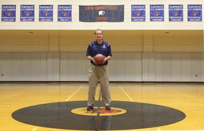Luneau to take over as Clinton men's basketball coach