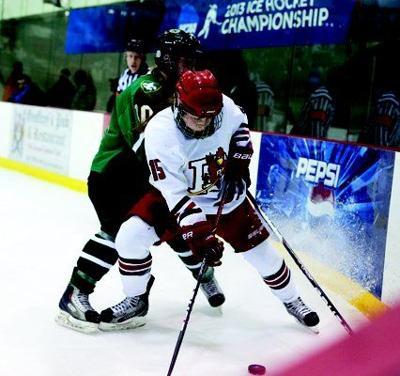 PSU women's hockey photo for B1 0312