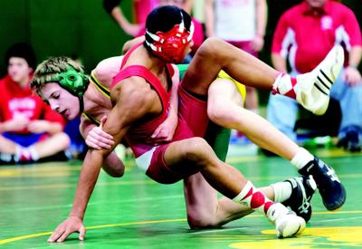 PPR SPORTS Wrestling 0113