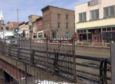 Plan to protect Malone sewer line delayed