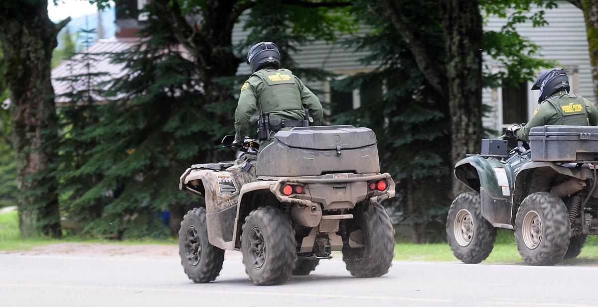 Franklin County Manhunt