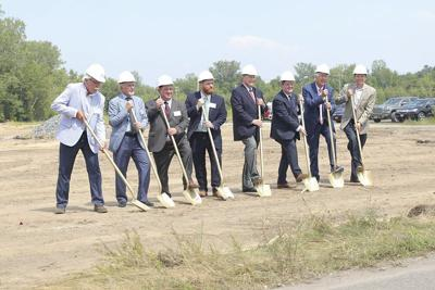 Monaghan Medical breaks ground at former airport