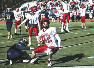 MIDDLETOWN SHOWDOWN: Vikings to play Section I's Tuckahoe in state semifinal