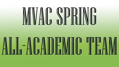 MVAC publicizes spring All-Academic team