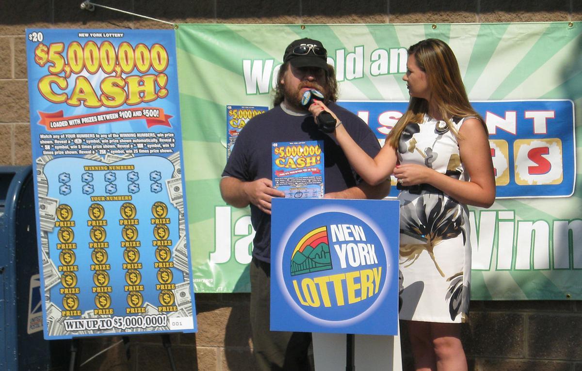 Lottery winner: 'Gift from God' | Local News