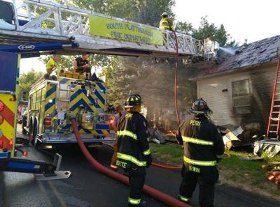 Fire heavily damages Plattsburgh home
