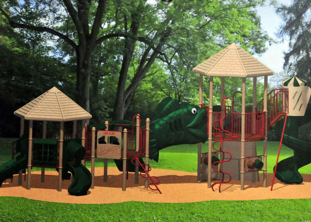 new playground equipment eyed for chazy local news