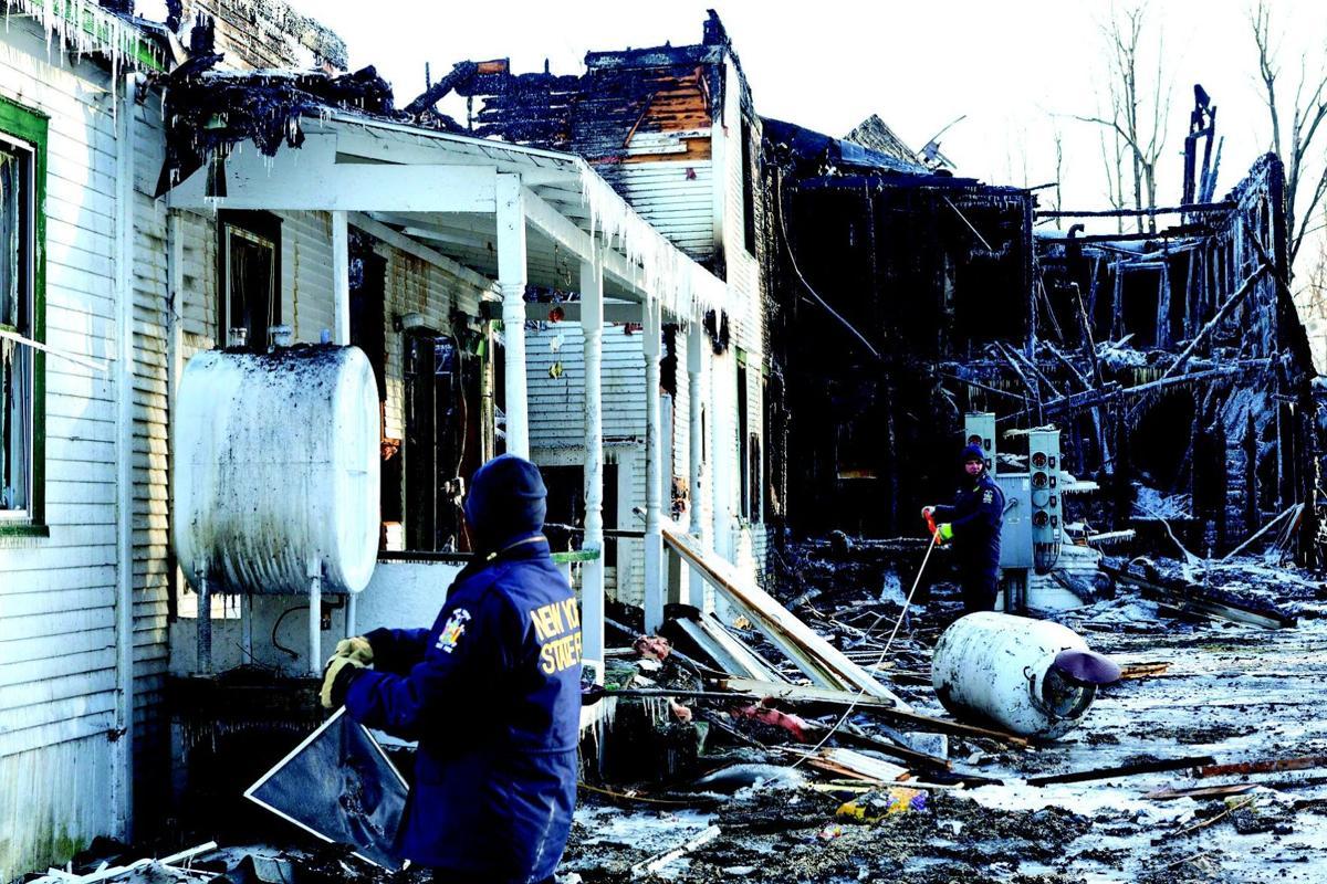 PPR Port Kent fire 0125