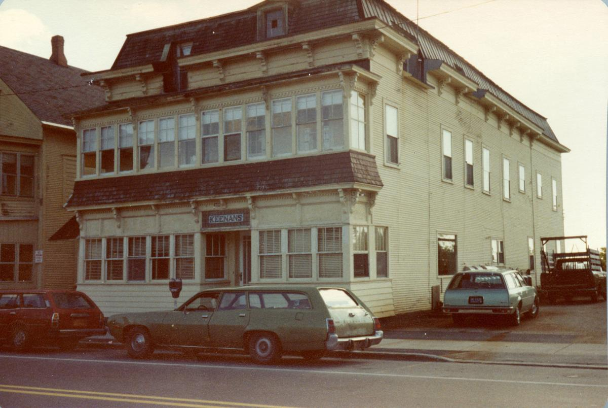 History revisited: Shining a light on two Dannemora buildings before they're gone