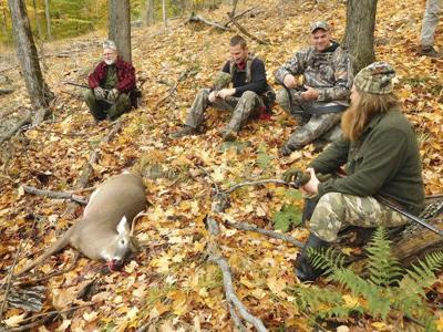 Muzzleloading season arrives in the North Country